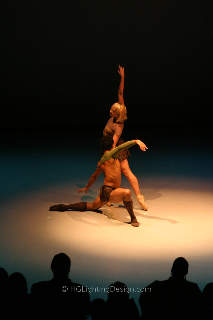 Alvin Ailey School Spring Concert 2006 Hglightingdesign