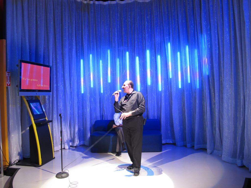 Madame Tussaud S Las Vegas Hglightingdesign