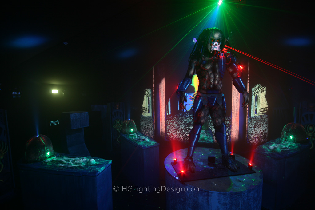 Alien Vs Predator Laser Tag   hglightingdesign