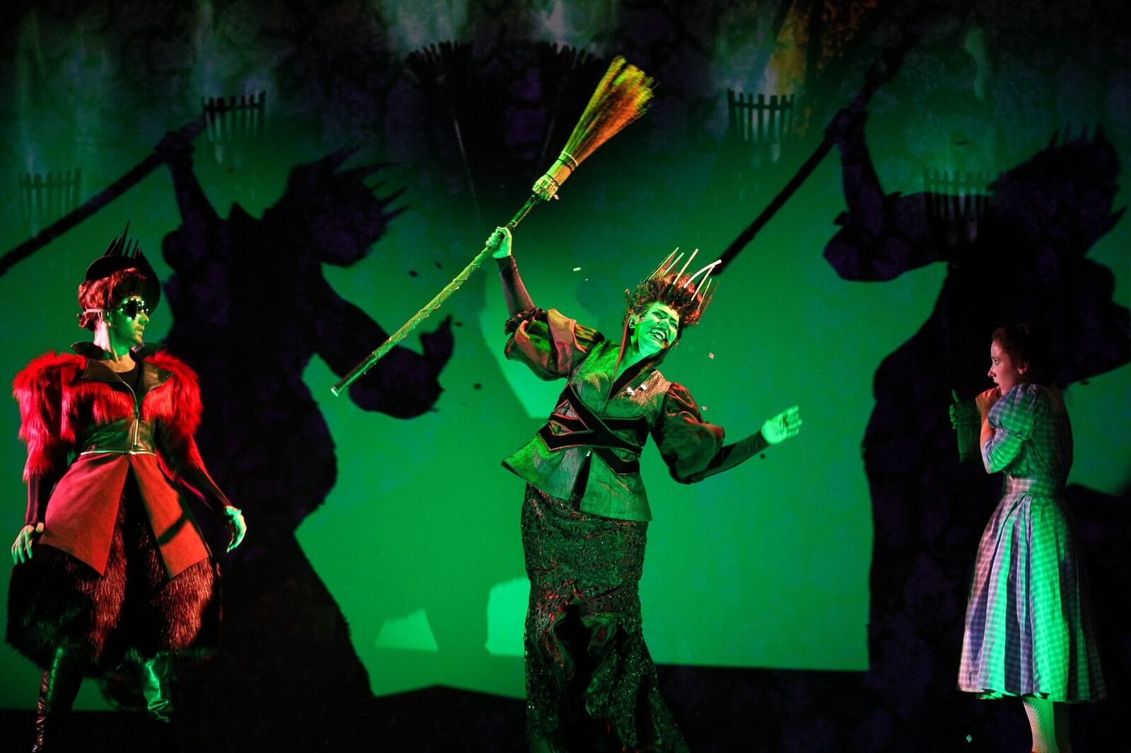 the wizard of oz at syracuse stage